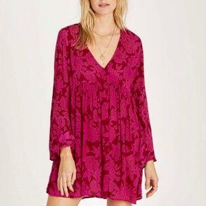 Dresses & Skirts - 🌺 Billabong floral dress